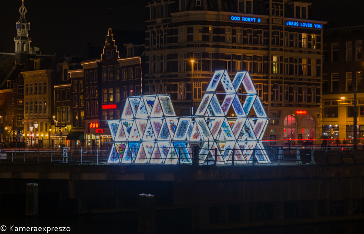 rob wander fotografie amsterdam festival of lights house of cards kameraexpreszo.nl nachtfotografie