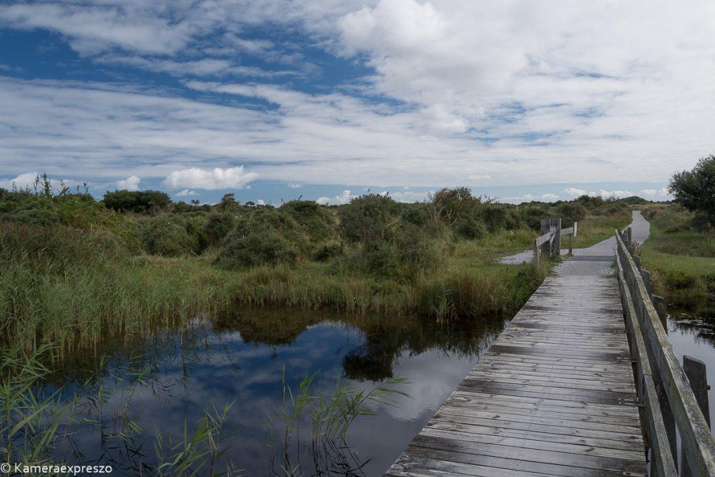 rob wander fotografie kameraexpreszo.nl schiermonnikoog brug van heen en niet meer terug spiegeling