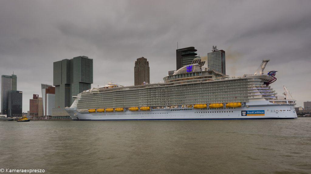kameraexpreszo.nl rob wander fotografie keznl Harmony of the Seas cruisterminal rotterdam architectuurfotografie