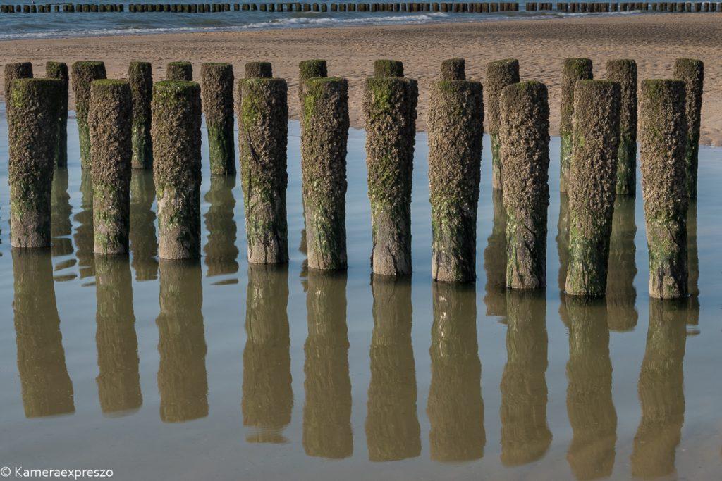 rob wander Kameraexpreszo aan de kust Domburg paalhoofden